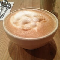 Photo taken at Le Pain Quotidien by Anna G. on 3/22/2013