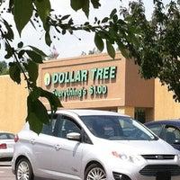 Photo taken at Dollar Tree by Desiree T. on 5/30/2013