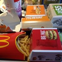 Photo taken at McDonald's by Kim M. on 5/10/2013