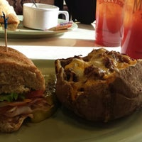 Photo taken at McAlister's Deli by Clayton A. on 12/10/2013