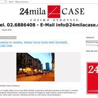 Foto scattata a 24milaCASE da Cosimo G. il 10/5/2013