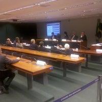 Photo taken at Plenário 11 by Hugo N. on 7/10/2013