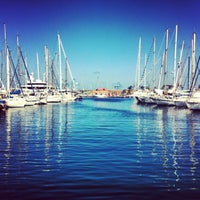 Photo taken at Muelle Deportivo by Aitor S. on 4/1/2013