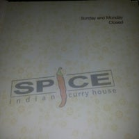 Photo taken at Spice by Zuy Y. on 10/9/2014