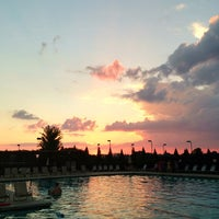 Photo taken at Mackintosh Pool by Brian D. on 9/3/2013