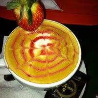 Photo taken at Alex Cafe by Максим Т. on 3/27/2013