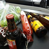 Photo taken at Supermercado BH by Juliana A. on 9/16/2017
