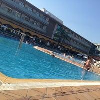 Photo taken at Swimming Pool ! by Bert D. on 7/8/2013