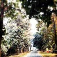 Photo taken at Banaras Hindu University by Veeraj A. on 1/3/2013