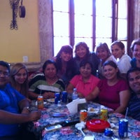 Photo taken at Mision Marielena Hotel Cuatro Cienegas by Diana M. on 8/7/2013