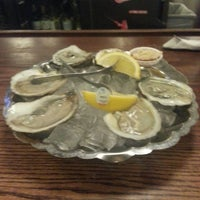 Photo taken at Tom's Oyster Bar by Chip C. on 3/19/2013