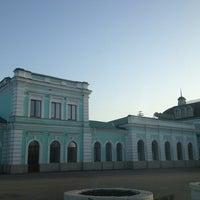 Photo taken at Сызрань-1. Южный парк by Maria M. on 4/3/2013