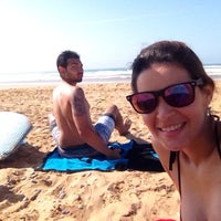 Photo taken at Timri-Surfing Area by Cristina M. on 10/16/2013