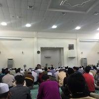 Photo taken at Masjid Kompleks Pertanian Serdang by Bro B. on 6/10/2016