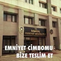 Photo taken at İstanbul Emniyet Müdürlüğü by wyrathc on 4/17/2013