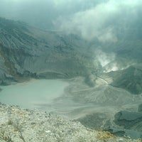 Photo taken at Gunung Tangkuban Parahu by Shane L. on 6/16/2014