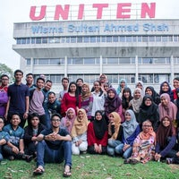 Photo taken at Wisma UNITEN Kampus Sultan Haji Ahmad Shah by Anip K. on 2/6/2017