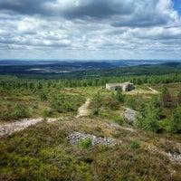 Photo taken at VVP Brdy - Bunkr na Houpáku by Petr B. on 6/17/2017