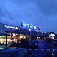 Photo taken at Carrefour hypermarché by Nicolas B. on 10/17/2013