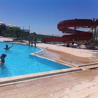 Photo taken at Aqua City  Malatya ( Aquapark) by Didem SARI 44 on 7/29/2014