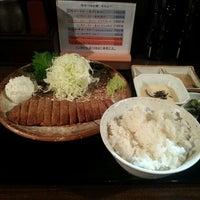 7/4/2013にMasami W.が牛かつもと村 渋谷本店で撮った写真