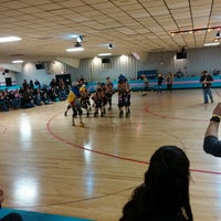 Photo taken at Chester County Sports Arena by Joshua D. on 3/16/2014