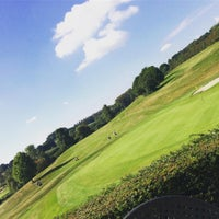 Photo taken at Golf de l'Empereur by Tanguy C. on 9/20/2016