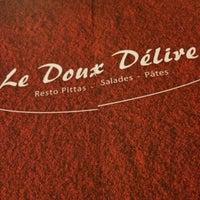 Photo prise au Le Doux Délire par Tanguy C. le4/7/2014