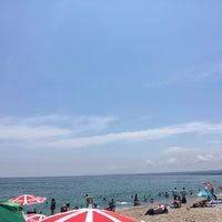 Photo taken at İğneada Plajı by Hilal Y. on 6/16/2018