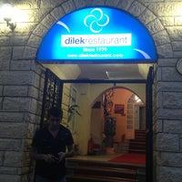 6/29/2013 tarihinde Cüneyt A.ziyaretçi tarafından Dilek Restaurant'de çekilen fotoğraf