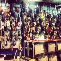 Photo taken at Guitar Center by Nacho S. on 12/16/2012