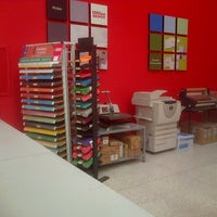 Photo taken at Office Depot by Mai on 9/24/2013