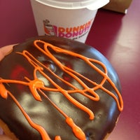 Photo taken at Dunkin Donuts by Mark N. on 10/14/2012