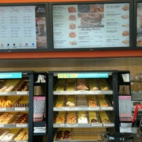 Photo taken at Dunkin' Donuts by Jeremy P. on 7/22/2016