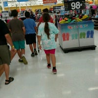 Photo taken at Walmart Supercenter by Jeremy P. on 8/23/2016