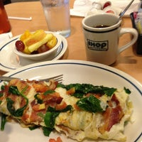Photo taken at IHOP by Brian O. on 5/21/2013