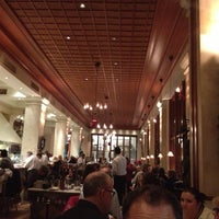 Photo taken at Il Fornaio Beverly Hills by lucy K. on 1/1/2013