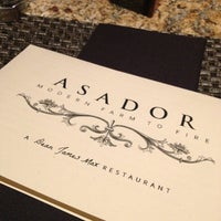 Photo taken at Asador Restaurant by lucy K. on 2/21/2013