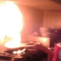 Photo taken at Nezih Cafe Bistro by Cidem c. on 9/20/2013