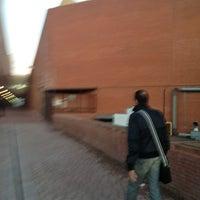Photo taken at Edificio Juan Benet by Amelia A. on 1/12/2013