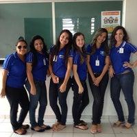 Photo taken at SEDESC - Secretaria de Desenvolvimento Social e Cidadania by Aline Leitte on 3/10/2014