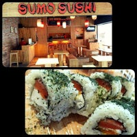 Photo taken at Sumo Sushi by AudRey F. on 7/16/2014