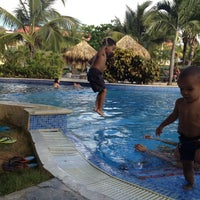 Photo taken at Dreams Punta Cana Resort and Spa by Roosevelt S. on 4/27/2013
