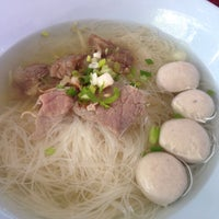 Photo taken at ลูกชิ้น อนามัย by Artid J. on 6/23/2017