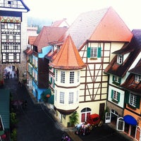 Photo taken at Colmar Tropicale by Artid J. on 1/13/2013