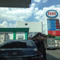Photo taken at Esso by Artid J. on 6/23/2017
