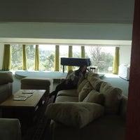 Foto tirada no(a) Laje de Pedra Resort Hotel por Moranga D. em 4/17/2013
