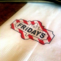 Photo taken at TGI Fridays by Etienne C. on 4/24/2013