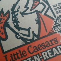 Photo taken at Little Caesars Pizza by Rudy R. on 12/23/2014
