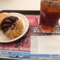 Photo taken at Mister Donut by Kei T. on 10/15/2013
